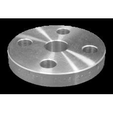 Фланец плоский нержавеющий приварной DN 20, 26,9 мм