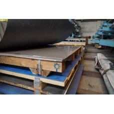 Лист горячекатаный нержавеющий 6 мм 1000х2000 мм AISI 304 (08Х18Н10)