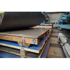 Лист горячекатаный нержавеющий 3 мм 1250х2500 мм AISI 304 (08Х18Н10)
