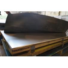 Лист шлифованный нержавеющий 2 мм 1000х2000 мм AISI 304 (08Х18Н10)