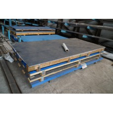 Лист нержавеющий 1 мм 1000х2000 мм AISI 321 (08-12Х18Н10Т)