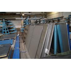 Лист нержавеющий 40 мм 1500х6000 мм AISI 321 (08-12Х18Н10Т)