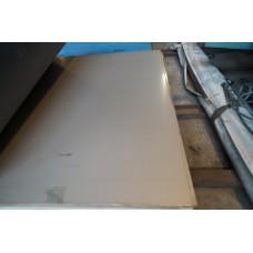 Лист шлифованный нержавеющий 4 мм 1000х2000 мм AISI 304 (08Х18Н10)