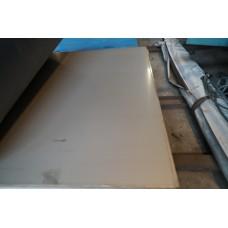 Лист шлифованный нержавеющий 0,5 мм 1250х2500 мм AISI 304 (08Х18Н10)