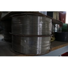 Проволока нержавеющая 0,45 мм, 12Х18Н10Т тс, ГОСТ 18143-72
