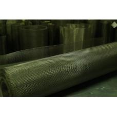 Сетка латунная тканая ГОСТ 6613-86 ячейка 0,8 мм, d 0,3 мм