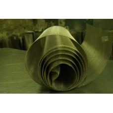 Сетка латунная тканая ГОСТ 6613-86 ячейка 1 мм, d 0,4 мм