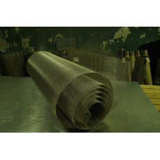 Сетка латунная тканая ГОСТ 6613-86 ячейка 1,25 мм, d 0,4 мм