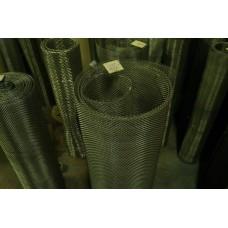 Сетка латунная тканая ГОСТ 6613-86 ячейка 2 мм, d 0,5 мм