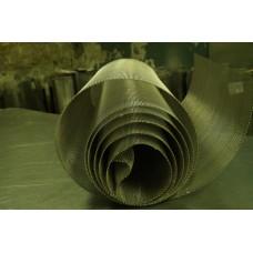 Сетка латунная тканая ГОСТ 6613-86 ячейка 4 мм, d 1 мм