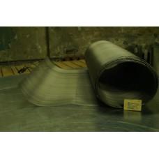 Сетка нержавеющая тканая 12Х18Н10Т ячейка 0,63 мм, d 0,25 мм