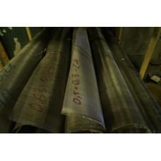 Сетка нержавеющая тканая ТУ 14-4-507-99 ячейка 0,056 мм, d 0,04 мм
