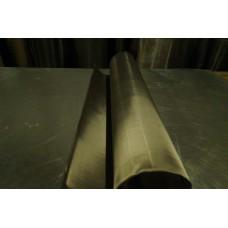 Сетка фильтровая нержавеющая галунного плетения яч П120 d 0,22/0,16 мм