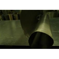Сетка фильтровая нержавеющая галунного плетения яч П200 d 0,18/0,12 мм