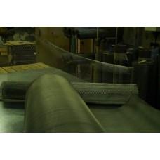 Сетка фильтровая нержавеющая галунного плетения яч П24 d 0,70/0,40 мм