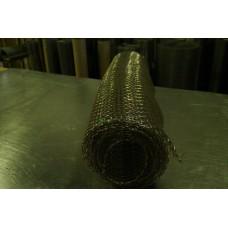 Сетка нержавеющая тканая 12Х18Н10Т ячейка 14 мм, d 1 мм