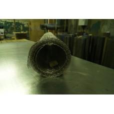Сетка нержавеющая тканая 12Х18Н10Т ячейка 16 мм, d 1,6 мм