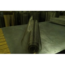 Сетка нержавеющая тканая 12Х18Н10Т ячейка 8 мм, d 2 мм