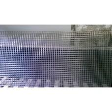 Сетка нержавеющая сварная яч 30х30 d 3 мм, 1000х2000 мм