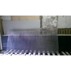 Сетка нержавеющая сварная яч 40х40 d 3 мм, 1000х2000 мм