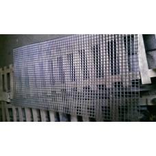 Сетка нержавеющая сварная яч 40х40 d 4 мм, 1000х2000 мм