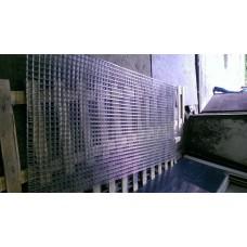Сетка нержавеющая сварная яч 75х75 d 4 мм, 1000х2000 мм