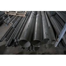 Труба нержавеющая 168,3 мм (168,3х3) матовая AISI 304 (08Х18Н10)